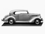 Ford V8 Special Vogue Coupe UK-spec by Dagenham Motors 1936 wallpapers