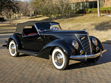 Ford V8 Convertible by Darrin (78) 1937 wallpapers