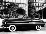 Ford Vedette Decouvrable 1950–54 photos