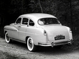Ford Vedette 4-door Sedan 1952–54 wallpapers