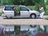 Ford Windstar EU-spec 2001–03 images