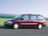 Ford Windstar EU-spec 2001–03 photos