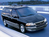 Ford Windstar Limited 2001–03 pictures