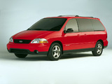 Ford Windstar SE Sport 2001–03 pictures