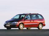 Ford Windstar EU-spec 2001–03 wallpapers