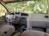 Ford Windstar LX 2001–03 wallpapers