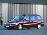 Photos of Ford Windstar EU-spec 2001–03