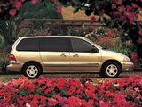 Pictures of Ford Windstar SE 2001–03