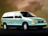 Ford Windstar 1997–98 wallpapers