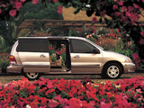 Ford Windstar SE 2001–03 wallpapers
