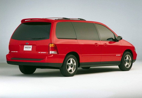 Ford Windstar wallpapers