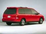 Ford Windstar SE Sport 2001–03 wallpapers