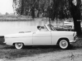 Ford Zephyr Convertible (206E) 1956–62 wallpapers