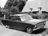Ford Zephyr 4 (III) 1962–66 wallpapers