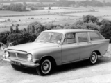 Ford Zephyr 6 Abbott Estate (213E) 1962–66 wallpapers