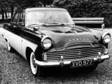 Ford Zodiac Saloon (206E) 1956–62 pictures