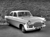 Ford Zodiac Saloon (206E) 1956–62 wallpapers