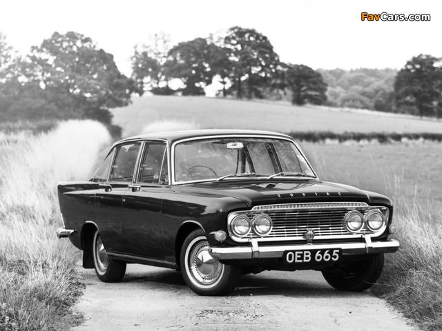 Photos of Ford Zodiac (III) 1962–66 (640 x 480)