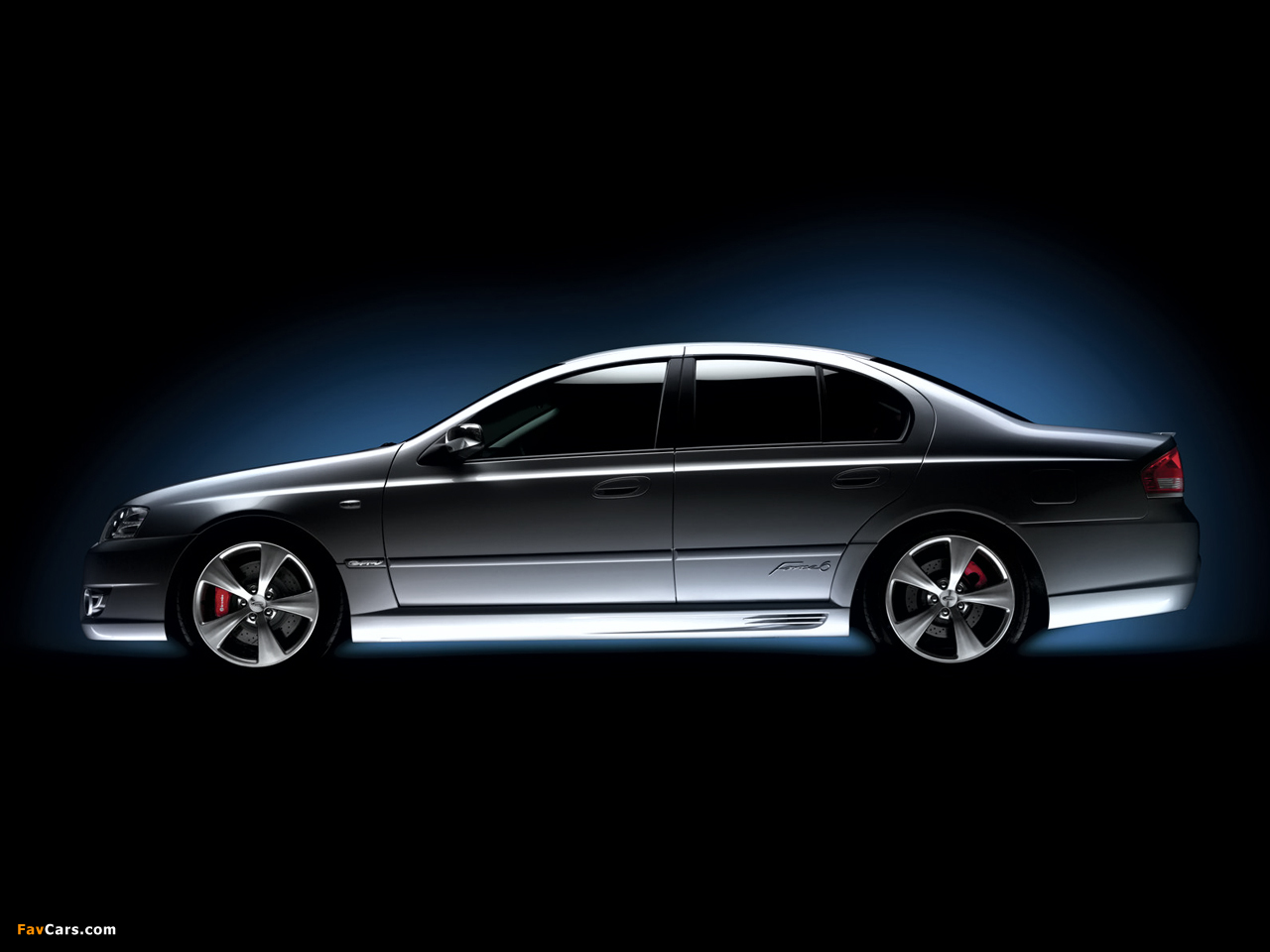 FPV Force 6 (BF) 2006–08 wallpapers (1280 x 960)