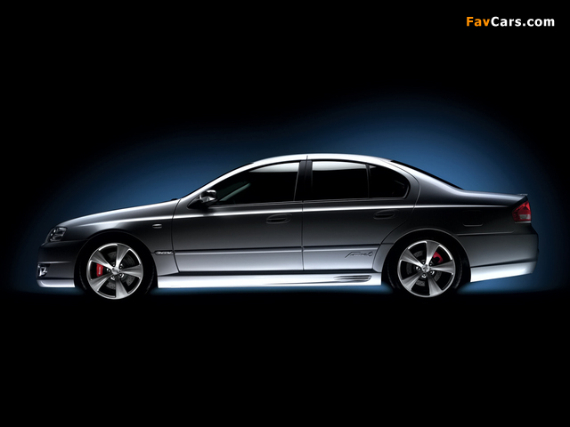 FPV Force 6 (BF) 2006–08 wallpapers (640 x 480)