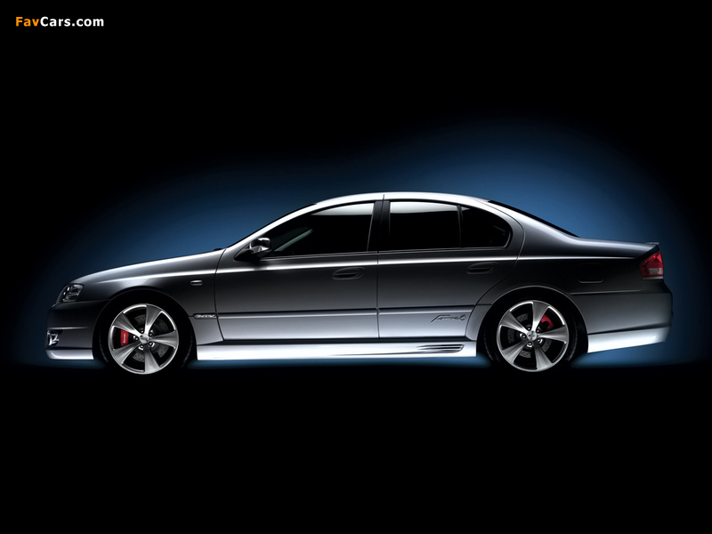 FPV Force 6 (BF) 2006–08 wallpapers (800 x 600)