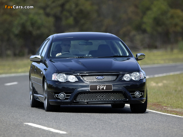 Images of FPV Force 8 (BF) 2006–08 (640 x 480)