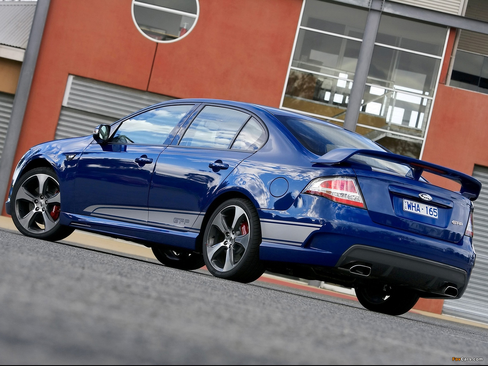Pictures of FPV GT-P (FG) 2008 (1600 x 1200)