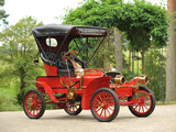 Franklin Model E Runabout 1906 wallpapers