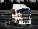 Photos of Freightliner Argosy AU-spec 2011