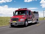 Freightliner Business Class M2 106 Crew Cab Firetruck 2002 photos