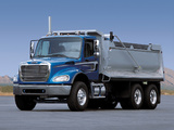 Freightliner Business Class M2 112 Dump Truck 2002 pictures