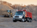 Pictures of Freightliner Business Class M2 112 Dump Truck 2002