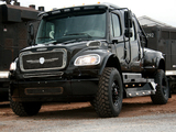Wallpapers of STRUT Freightliner Business Class M2 Sportchassis Grille Collection 2004