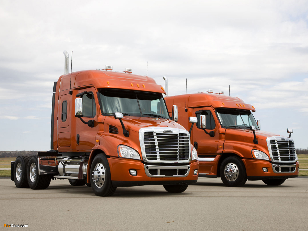 Freightliner Cascadia pictures (1280 x 960)
