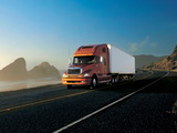 Freightliner Columbia Raised Roof 2000 wallpapers