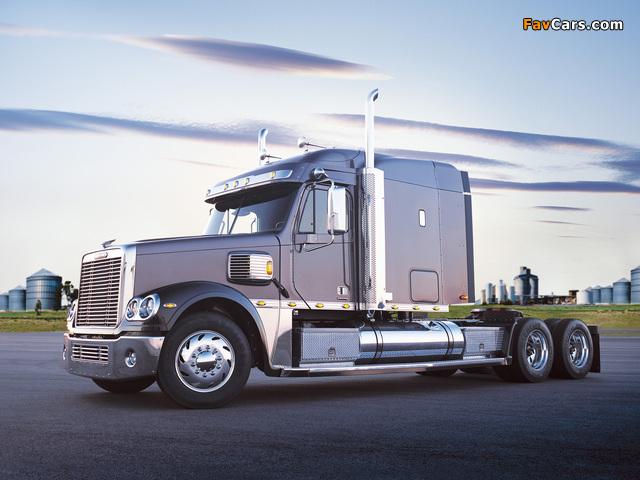 Freightliner Coronado XT 2002–09 wallpapers (640 x 480)