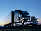 Freightliner Coronado Raised Roof 2002–09 wallpapers