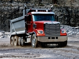 Freightliner Coronado SD Dump Truck 2009 wallpapers