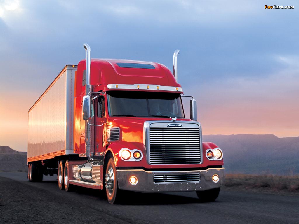 Images of Freightliner Coronado 2002–09 (1024 x 768)