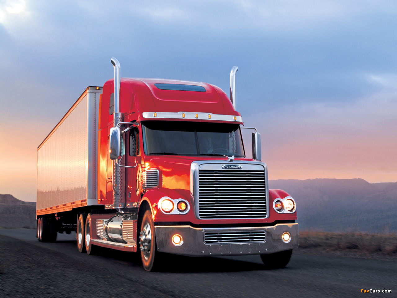 Images of Freightliner Coronado 2002–09 (1280 x 960)