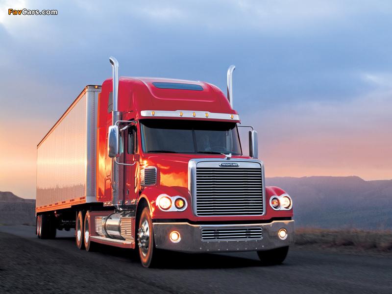 Images of Freightliner Coronado 2002–09 (800 x 600)