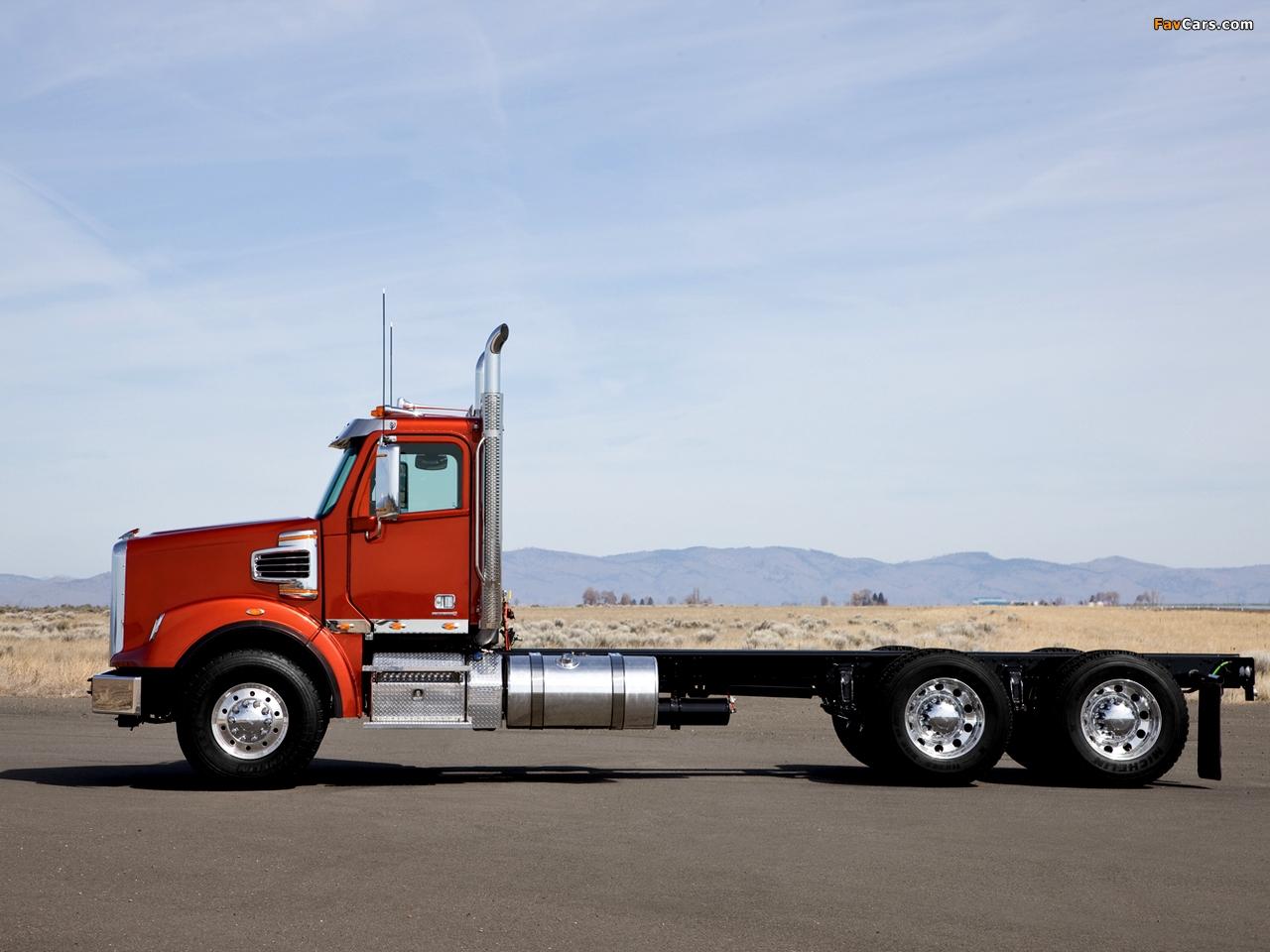 Images of Freightliner Coronado SD 2009 (1280 x 960)