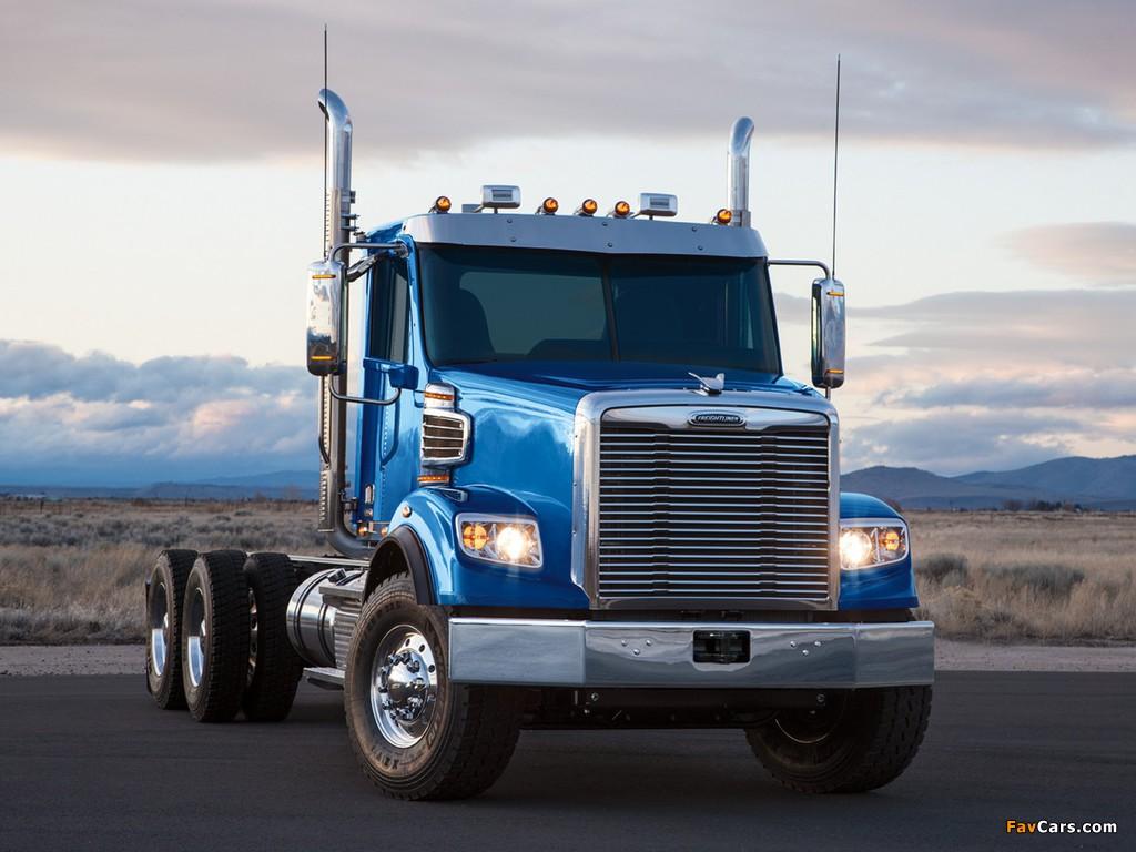 Images of Freightliner Coronado SD 2009 (1024 x 768)