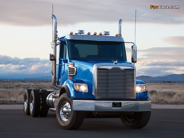Images of Freightliner Coronado SD 2009 (640 x 480)