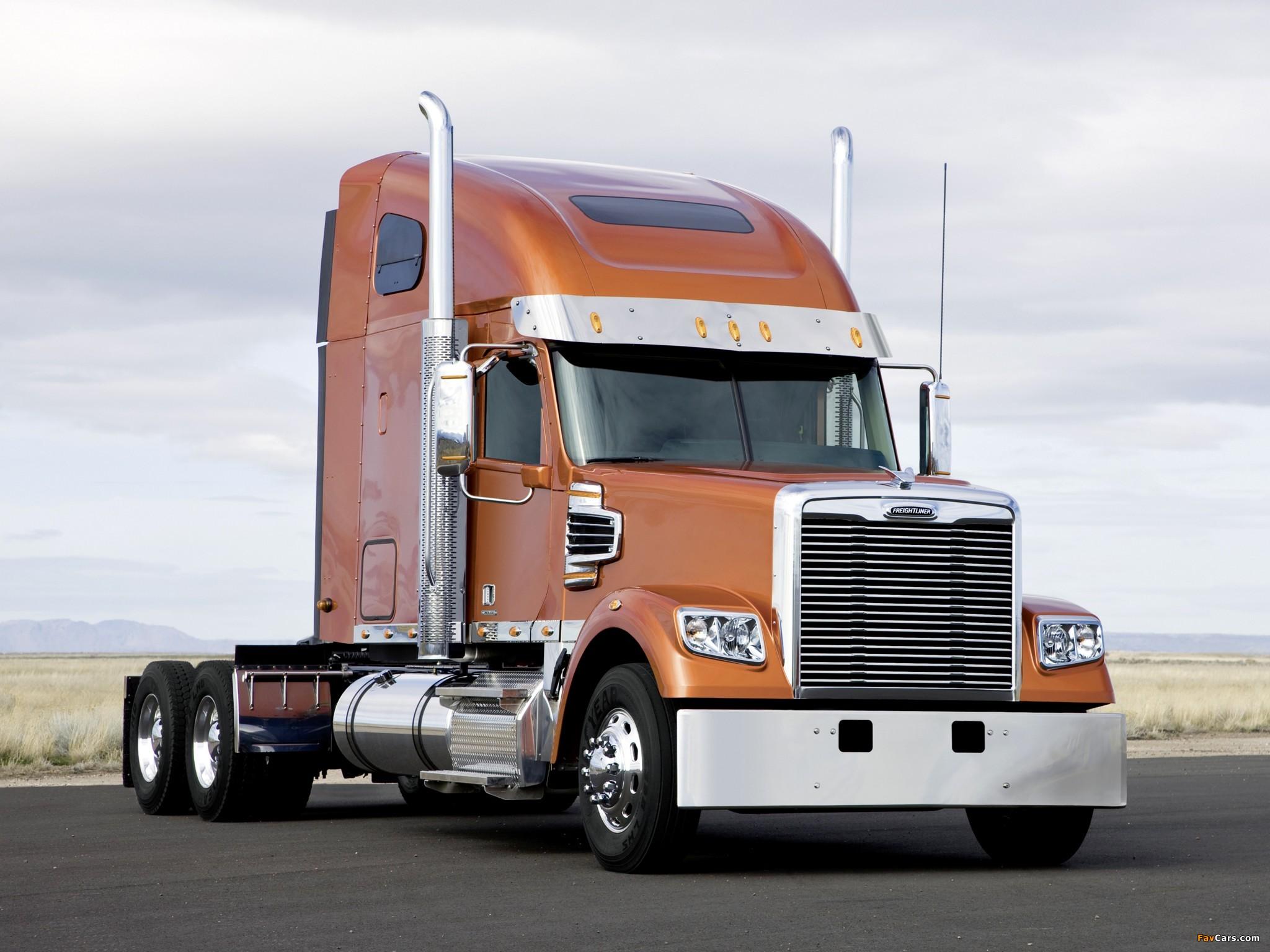 Photos of Freightliner Coronado 2009 (2048 x 1536)
