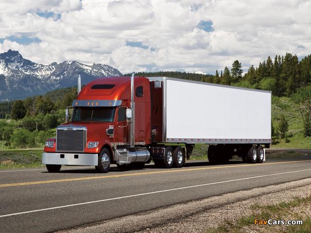 Photos of Freightliner Coronado 2009 (640 x 480)