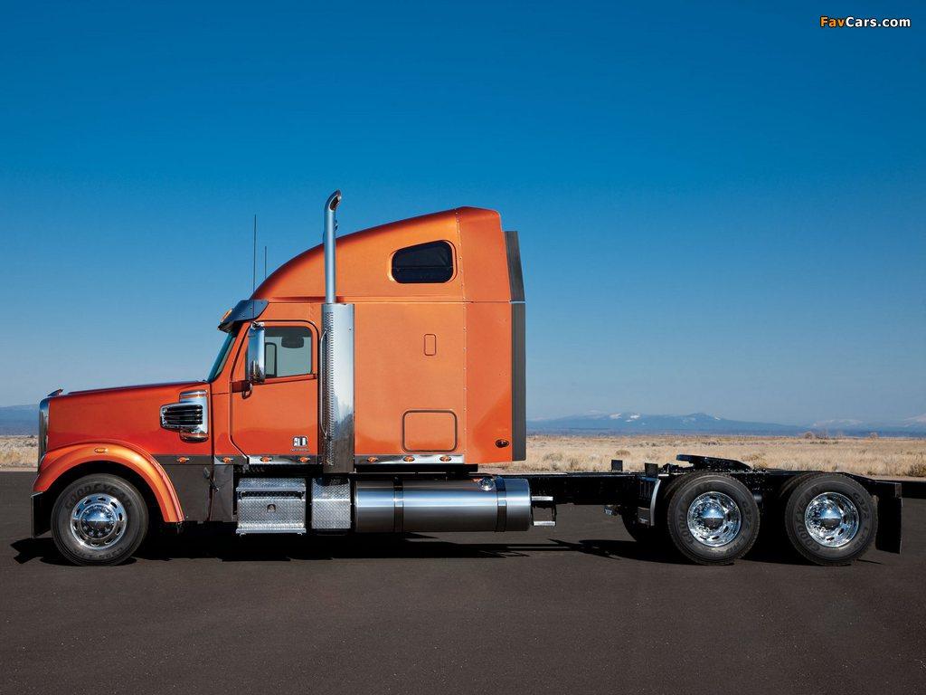 Pictures of Freightliner Coronado 2009 (1024 x 768)
