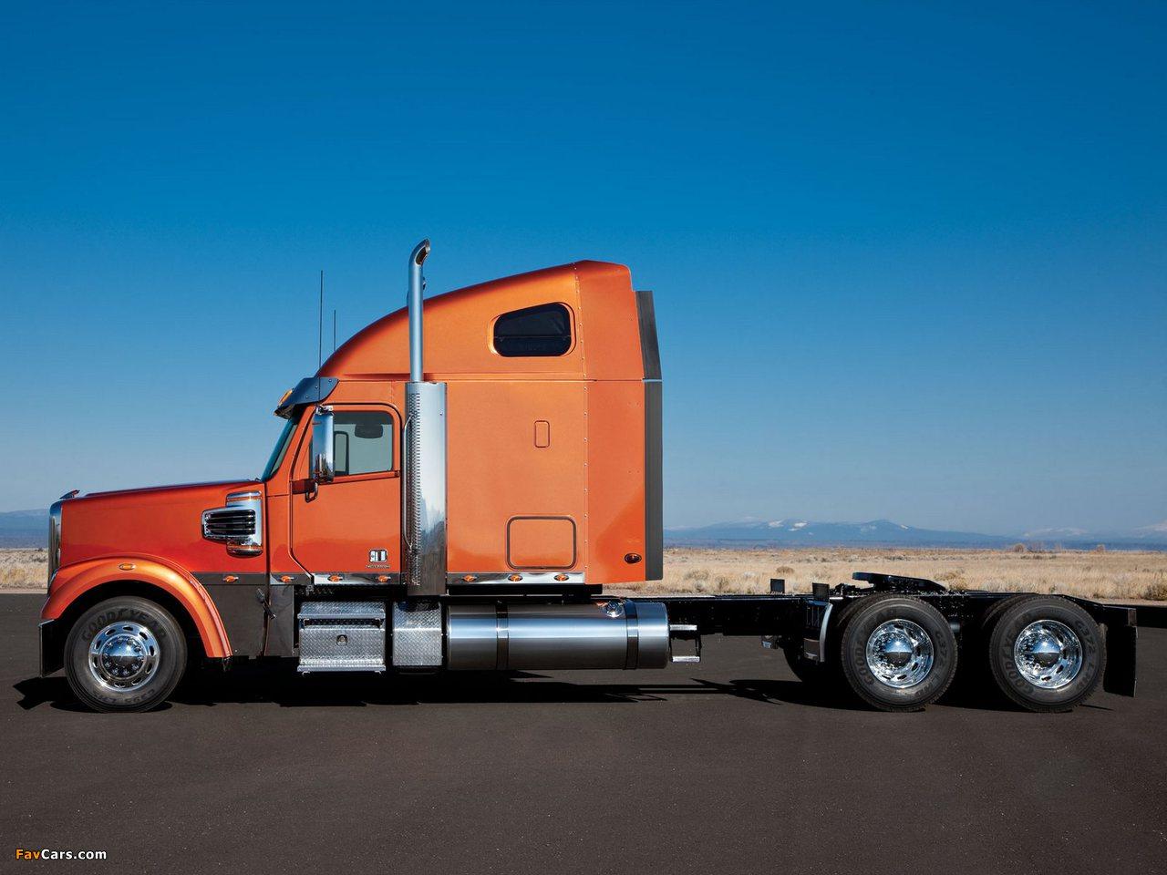 Pictures of Freightliner Coronado 2009 (1280 x 960)