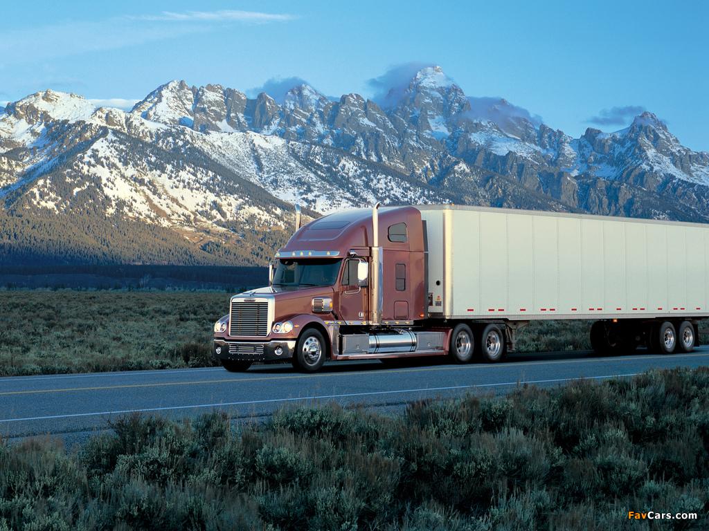 Freightliner Coronado 2002–09 wallpapers (1024 x 768)