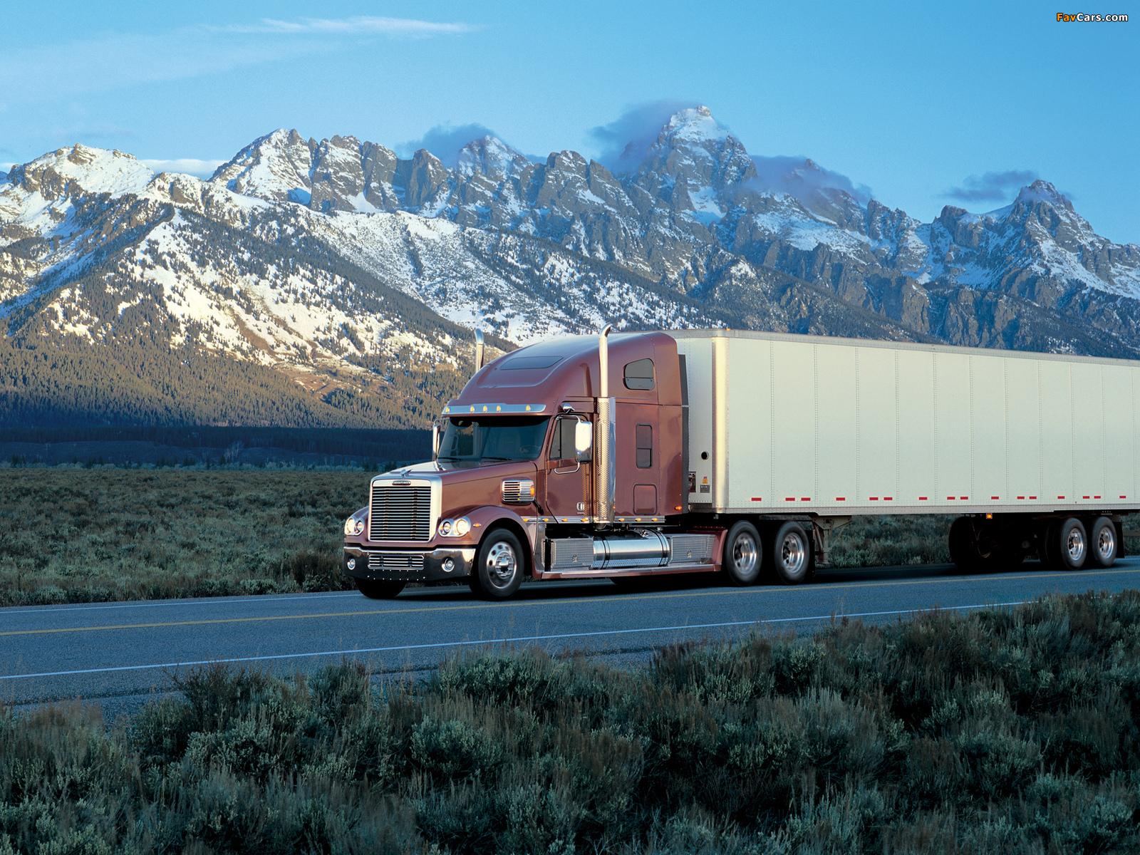 Freightliner Coronado 2002–09 wallpapers (1600 x 1200)
